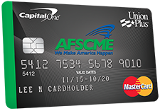 AFSCME Advantage Credit Card
